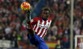 Jackson regressa aos convocados do Atlético Madrid