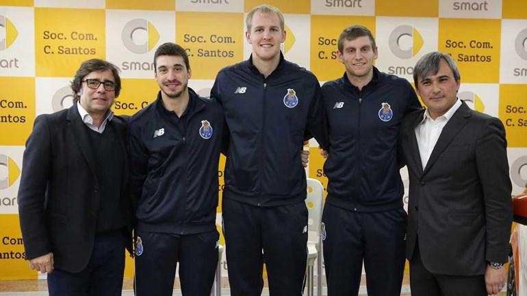 Basquetebol do FC Porto tem novo patrocinador