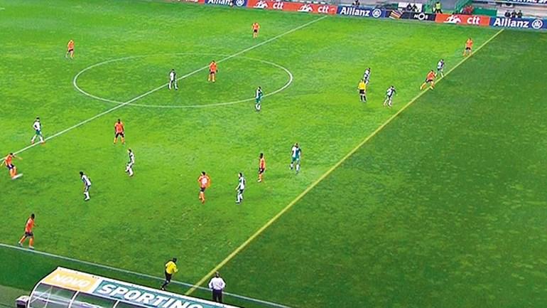 Os casos do Sporting-P. Ferreira