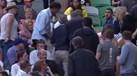 Sogro de Murray desmaia em jogo de Ana Ivanovic