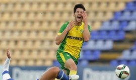 Diogo Ribeiro quer ajudar com golos