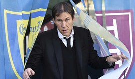 Roma despede Rudi Garcia