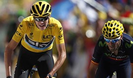 Chris Froome quer entrar na elite do Tour