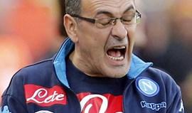 Sarri continua a dar favoritismo à Juventus