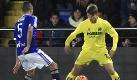 Villarreal falha ultrapassagem ao Real Madrid