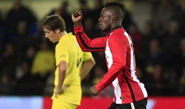 Man. City entra na corrida por Iñaki Williams