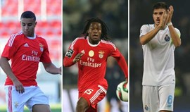 Rúben Neves, Renato Sanches e Ould-Chikh entre os mais promissores do Mundo