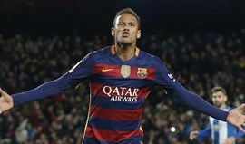 Neymar reuniu-se com representantes do Real Madrid