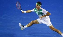 Federer qualifica-se para os oitavos