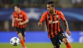 Shakhtar Donetsk rejeitou proposta do Liverpool e Alex Teixeira não sabe porquê