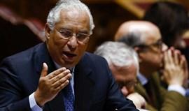 Costa chama senhor primeiro-ministro a Passos e convida-o a virar a página