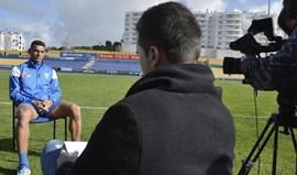 Diego Carlos: «É uma boa altura para defrontar o FC Porto»