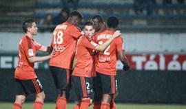 Lorient derrota Reims e regressa às vitórias