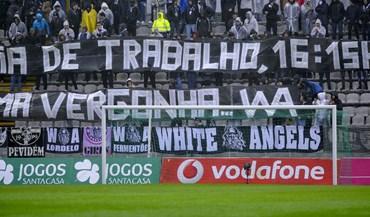 Adeptos do V. Guimarães questionam horário dos jogos