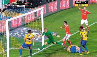 Os casos do Estoril-Benfica