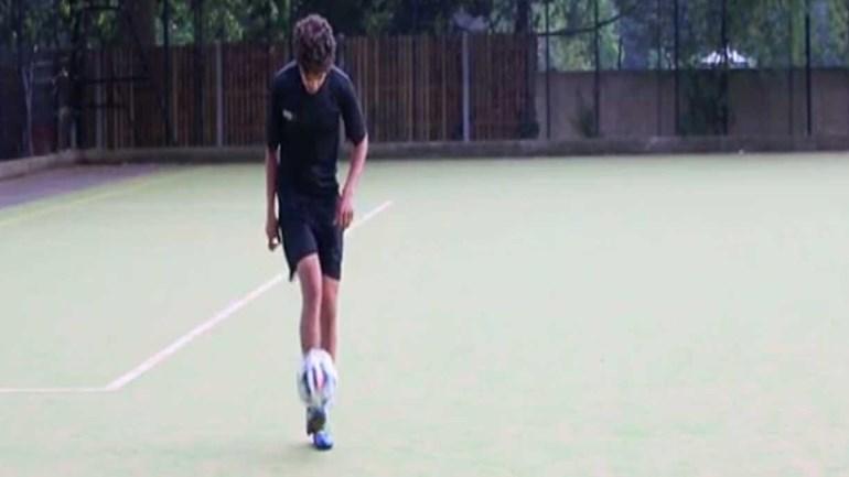 O freestyler que pode estar estar a caminho de uma carreira na Premier League