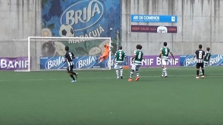 Reforço do Benfica já fez o Sporting dançar O Bailinho da Madeira