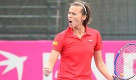 Neuza Silva fala de grandes ambições na Fed Cup