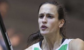 Marta Onofre bate recorde nacional do salto com vara em pista coberta