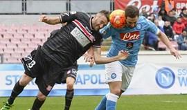 Higuaín deixa Jonas para trás e Nápoles segue na frente