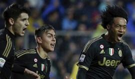 Juventus vence Frosinone e mantém perseguição ao Nápoles