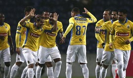 FC PORTO-AROUCA, 1-2