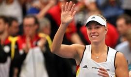 Ranking WTA: Semana de Fed Cup não traz grandes alterações