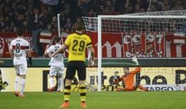 Borussia Dortmund apura-se para as meias da Taça