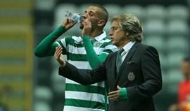 Slimani: «Jesus é um treinador de classe mundial»