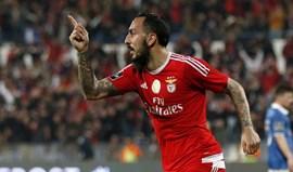 Benfica pagou comissão de 100 mil euros pela transferência de Mitroglou