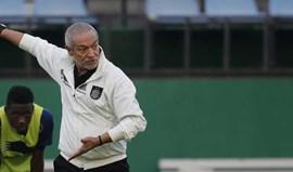 Jesualdo Ferreira diz que jogo na Luz é chave para os dragões