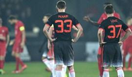 Midtjylland dá a volta frente ao Man. United