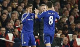 Guus Hiddink: «Hazard mostrou-se interessado em renovar»