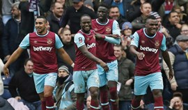 West Ham aplica chapa 5 ao Blackburn