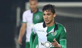 Transferência de Montero implicou comissão de 350 mil euros