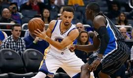 Curry: «Foi muito divertido»