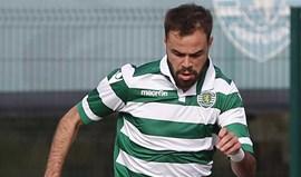 Olhanense-Sporting B, 1-0: Autogolo derrota leões