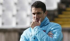 Velázquez chama todos os disponíveis para a receção ao FC Porto