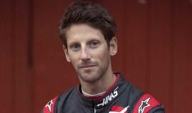 Grosjean zangado porque FOM de Ecclestone lhe limita o Facebook