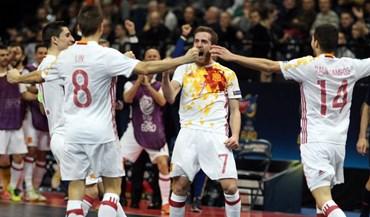 Espanha sagra-se campeã da Europa