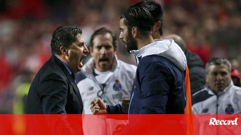 f82546ea33 José Peseiro  «Nunca deixámos br    de ser candidatos» - FC Porto - Jornal  Record