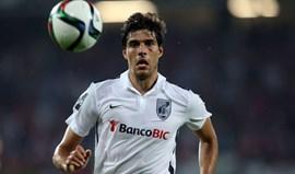 João Afonso alteraa defesa preferida