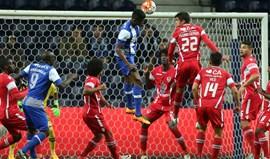 FC Porto-Gil Vicente, 2-0: Treino muito macio