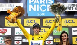 Michael Matthews é o primeiro líder do Paris-Nice