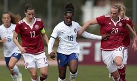 Algarve Cup: Portugal perde com Dinamarca e acaba em último
