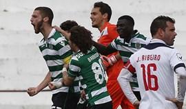 Atlético-Sporting B, 1-3: Triunfo verde e branco cinco jogos depois