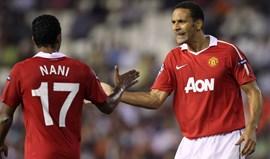 Rio Ferdinand defende que Nani ainda deveria estar no Man. United