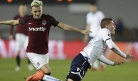 UEFA abre procedimento disciplinar após cânticos racistas de adeptos da Lazio