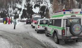 Avalanche nos Alpes italianos provoca pelo menos seis mortos