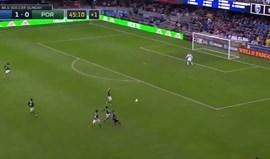 Um golo na MLS... candidato ao Prémio Puskas